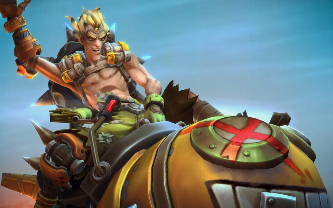 Junkrat Triple Kill Player of the Game