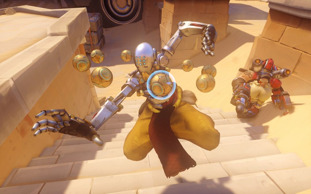 Zenyatta POTG Rialto Map Healing and Killing