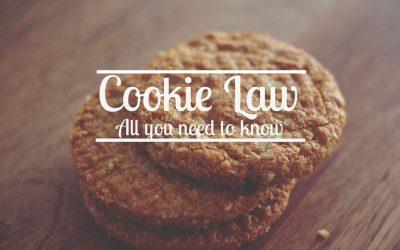 Γιατί η ιστοσελίδα μου πρέπει να έχει μήνυμα για τα cookies?