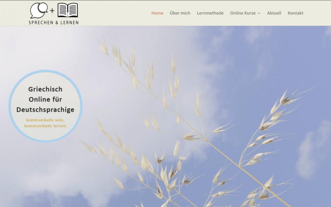 New Project Griechisch Online – Tutor & Teacher